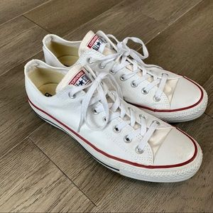 Converse All Star Shoes White Sz 11